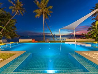 Paradis Blanc - Koh Phangan Luxury Beachfront Villa