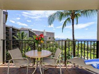 Kaanapali Shores 725 Gorgeous Ocean Front Resort- 2 bedroom,2 bath