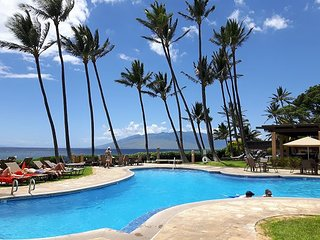 GAP SPECIALS! Beautiful Keawakapu Beach a few Steps Away! Wailea Ekahi 36C