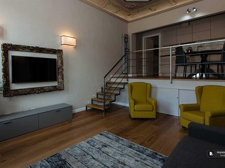Sparkling 3 bedroom Apartment in Firenze