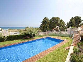 PLAYA D'OR Atico con piscina, BBQ y vistas al mar