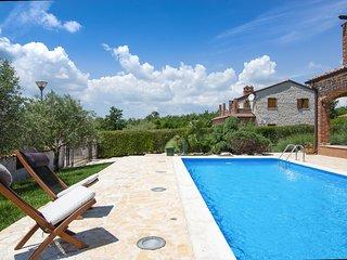 Rustic villa Raj in Istria