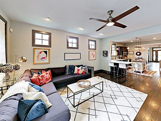 Stylish Duplex in East Nashville - Walk to Bars & Restaurants