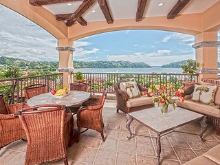 Spectacular Luxury Oceanview Condo,The Best View at Los Suenos!