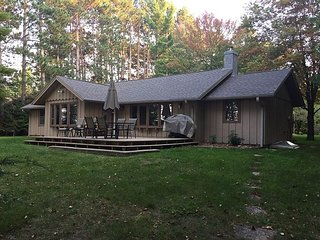 Lake Julia is calling all Northern Wisconsin Vacationers, 3 bedroom - 1 bath