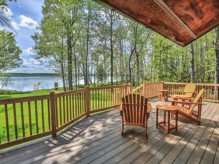 Hodge Podge Lodge On Big Sand Lake