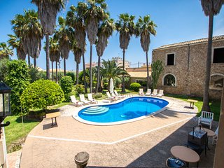 5 bedroom Villa in Maria de la Salut, Balearic Islands, Spain : ref 5629347