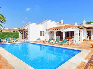 4 bedroom Villa in Binibèquer Vell, Balearic Islands, Spain : ref 5334714