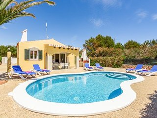 3 bedroom Villa in Cap d'Artrutx, Balearic Islands, Spain : ref 5334763