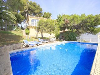 5 bedroom Villa in Benitachell, Valencia, Spain : ref 5047479