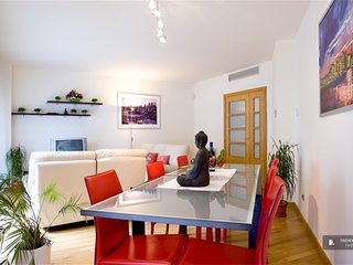 Stunning 4 bedroom Apartment in Barcelona