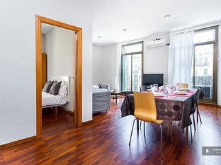 Superb 4 bedroom Apartment in Barcelona (F2272)