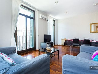 Superb 4 bedroom Apartment in Barcelona (F2272)