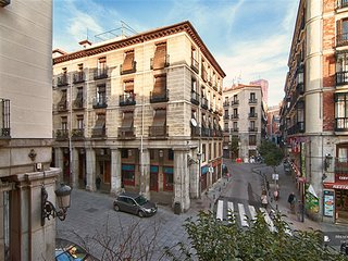 Sparkling 5 bedroom Apartment in Madrid (F8170)