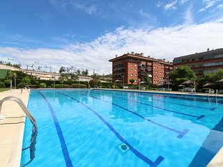 Apartment with amazing sports facilities
