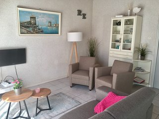 Beach house Atlantique, Ile de Re, perfectly located between beach and village