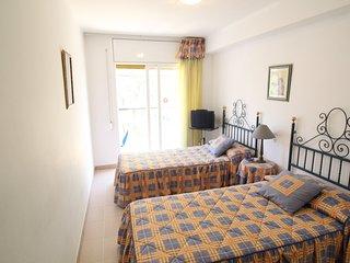 Large apartment in quiet area of Calella