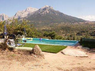 Villa l'Oleandro, con piscina, A/C e lavatrice