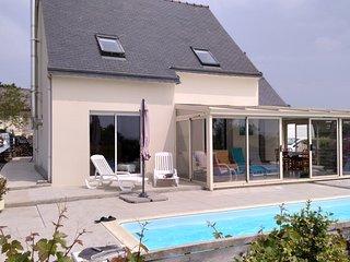 Breizh Palmiers piscine