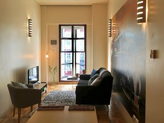 Historic Mutual Heights apartment in Cape Town CBD