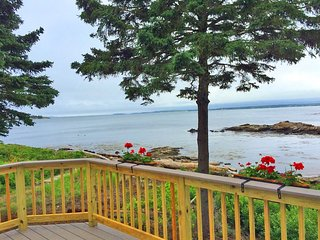 BARNACLES COTTAGE | SOUTHPORT ISLAND | PRIVATE BEACH | PET FRIENDLY | QUIET