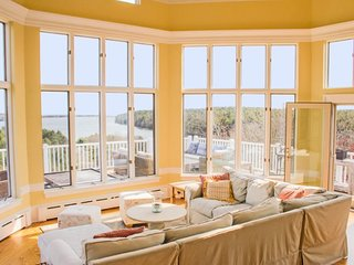 SEA AT LAST | STUNNING ARCHITECTURAL GEM IN PHIPPSBURG | MAINE | NEAR POPHAM BEA