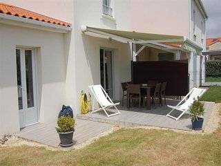 St-Gilles-Croix-de-Vie - Maison 3 chambres à 2 pas de la plage