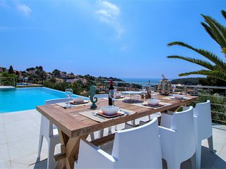 Villa frente al mar recién renovada! Ref.244327