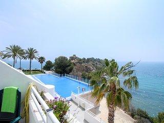Apartamento con increíble vista mar! Ref.242518