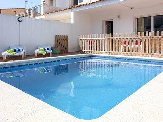 Moderna casa con piscina privada! Ref.243142