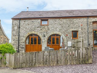 THE STABLES, romantic, luxury holiday cottage, with hot tub in Llandysul, Ref 45