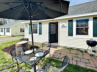 Cute 2BR Cottage on Boothbay Craft Brewery Grounds - Steps to Tour & Tavern