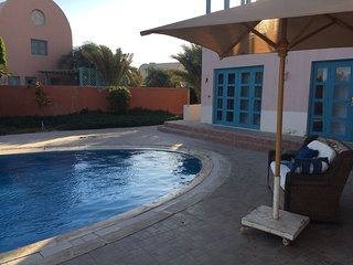 Rent & Spend your vacation at 4 bedrooms Villa in El Gouna