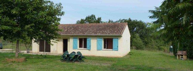 Maison en Périgord pourpre