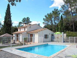3 bedroom Villa in L'Aubreguiere, Provence-Alpes-Cote d'Azur, France : ref 56292