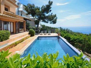 4 bedroom Villa in Tamariu, Catalonia, Spain : ref 5246742