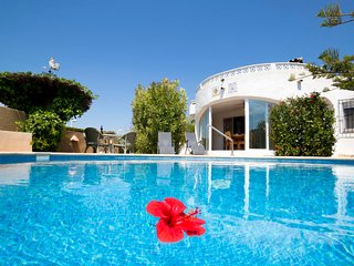 2 bedroom Villa in Moraira, Valencia, Spain : ref 5629230