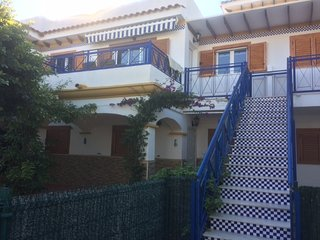 A lovely 2 bedroom 1 bathroom first floor apartment in Vera Playa