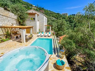 2 bedroom Villa in Kavalleraina, Ionian Islands, Greece : ref 5481001