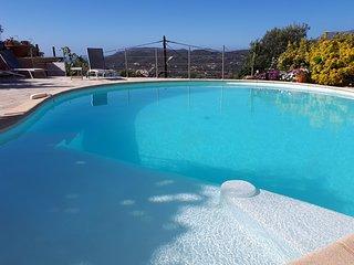 Villa a CARGESE vue mer avec piscine