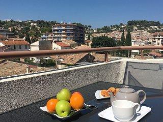 Joli F2 proche Cannes et plages