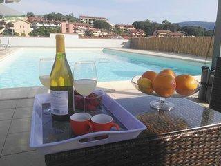 Attico con piscina privata all'Isola D'Elba - 4 camere 3 bagni 12 posti letto