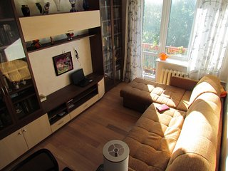 2 room cozy flat nearby Luzhniki Stadium