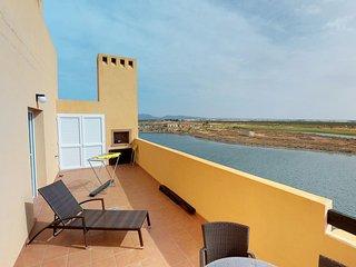 Terrazas Penthouse- A Murcia Holiday Rentals Property