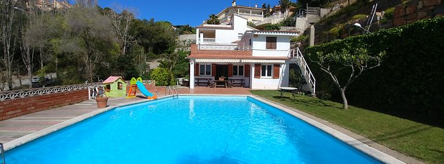 Can Carrion casa independiente con piscina vistas al mar a tan solo 10 min playa