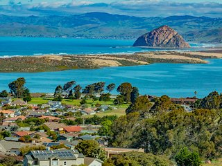 View from the house of Morro Rock