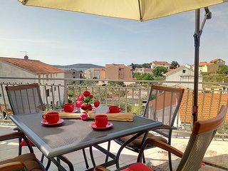 Apartment with terrace see wiew
