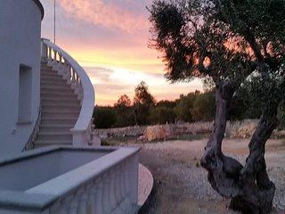 Nuovo: Bel. Appart. in Villa con vista panoramica vicino mare, spiaggie e grotte