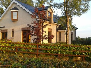 Waterside Lodge is a beautiful purpose built house on shores of Lough Erne.