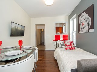 Hamilton Heights: Renovated 2 bedroom